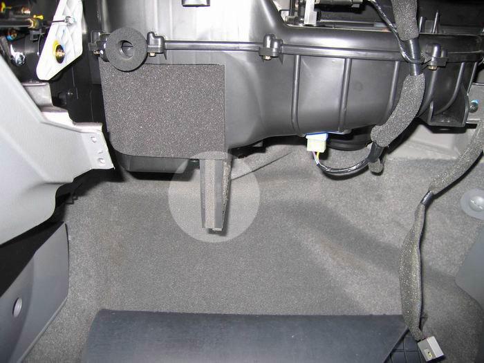 холодный воздух на ноги пассажира chevrolet lacetti