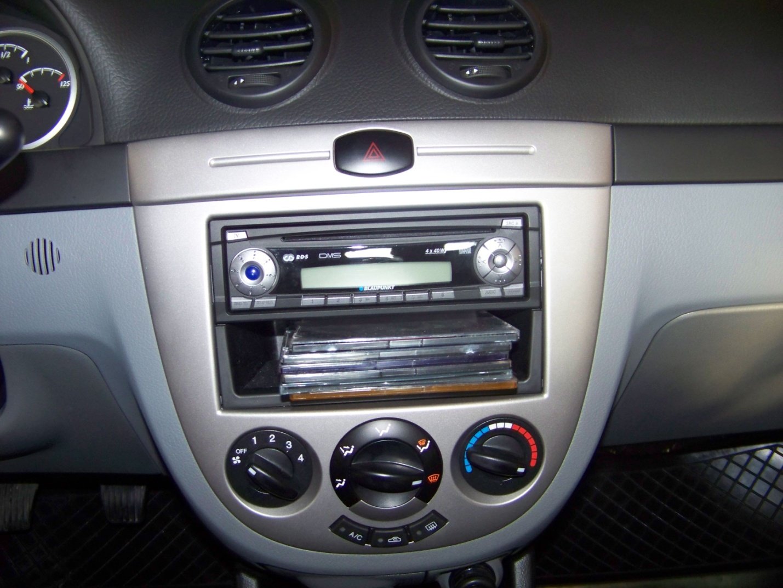 подключение multitronics ri-500 к автомобилю chevrolet lacetti