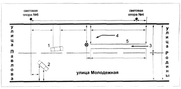 1. - транспортное средство № 1
